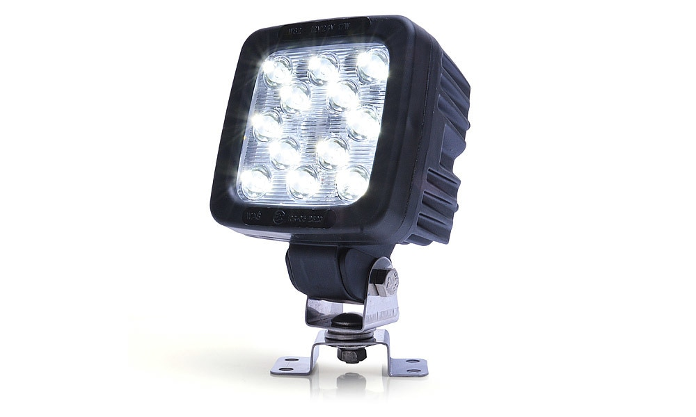 WAS LED High Power Work Lamp 4000lm